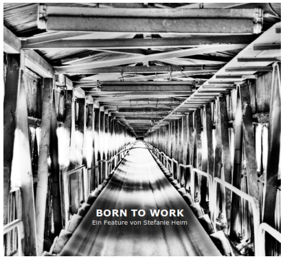 Born To Work