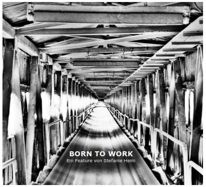 Born To Work